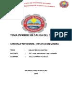Instituto de Educación Superior Tecnológico Pública de Challhuahuahco