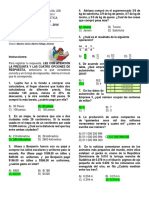 7° Examen DiagnosticoClave