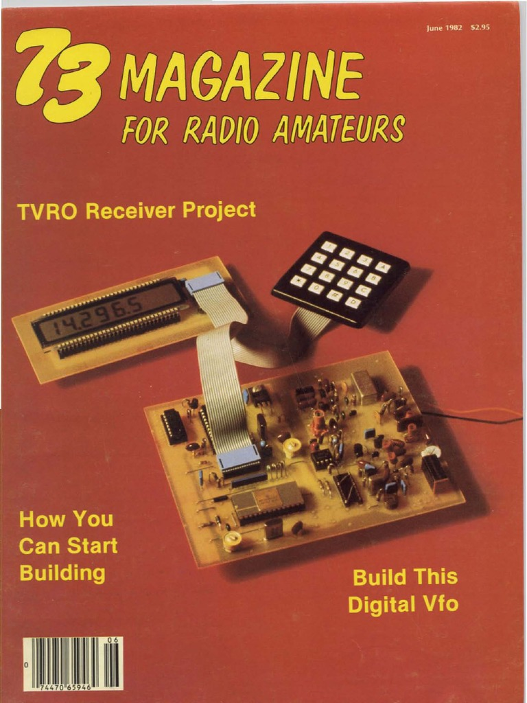 06_June_1982 pdf | Electronics | Telecommunications