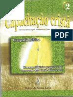 Capacitação Cristã - GEografia Bíblica