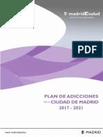 PlanAdicciones2017 2021 Madrid