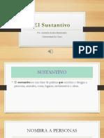 Diapositivas Del Sustantivo Evaluación Privado