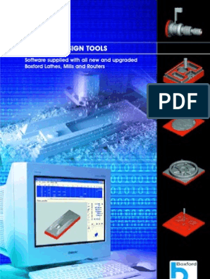 Cad Cam Booklet Machining Computer Aided Design