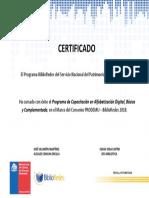 Certifica Do Prod Emu