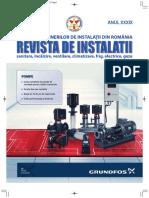 Revista de Instalatii Nr 1 Din 2017