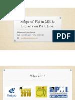 PM Presentation Qasim