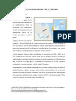 CONFLICTO FRONTERIZO DIYIBUTI Y ERITREA