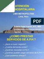 Atención Prehospitalaria Lima