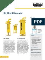 USOME OilMistEliminator Tcm67 9677