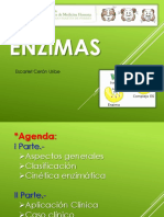 02. BIOQUIMICA 2 Bioquimica Enzimas