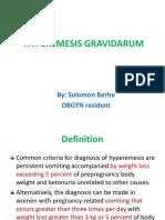 HYPEREMESIS GRAVIDARUM.pptx