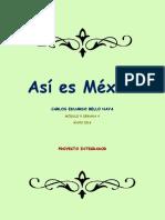 Asi Es Mexico M9S4.Docx