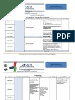JIFI2018  Programación EPG