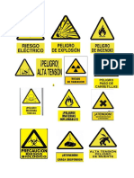 Señales de Advertencia