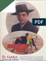 El Clarín (Valencia) 26-4-1930