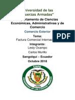 Factura Comercial Internacional (1)