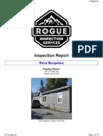 Inspection Report 201 E Rapp Road