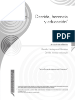 Derridá, herencia y educación.pdf