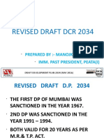 Ppt on Draft Dcr 2034 for Icai
