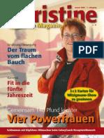 2006 1 Christine Magazin