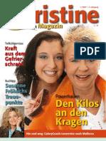 2007 1 Christine Magazin