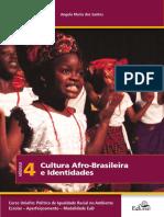 Modulo 4 Cultura afro-brasileira