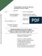 Ohio AG Dewine Files Friend Of The Court Brief To Battle Anti-Gun Columbus