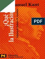 Kant, Inmanuel; ¿Qé es la ilustración.pdf