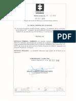 Antioquia_Resolución 01235_Angela María Bedoya Vargas