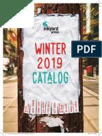 Winter 2019 Catalog from Inkyard Press