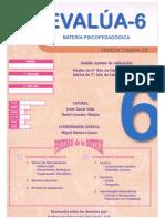 Cuadernillo 2.0 Chile Evalua 6
