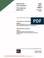 CEI IEC 146-6 1992