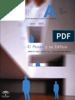 Revista Mus-A nº4 primera parte. Revista de las Instituciones del Patrimonio Cultural Andaluz