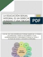 La Educación Sexual Integral Es Un Derecho Humano N 7