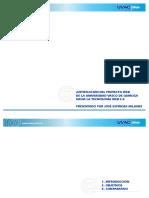 Ejemplo de Presentacion Proyecto Institucional Web