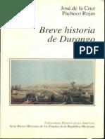 Historia de Durango