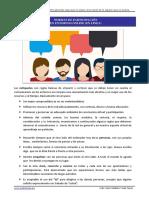 Normas de Participación en Entornos Online