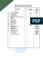 Anexo. 20 - Medidores Monofasicos
