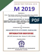 JAM 2019 Brochure