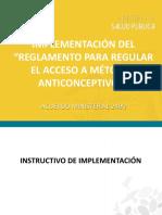 Instructivo Acuerdo Ministerial 2490
