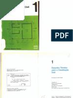 Livro Desenho Arquitetônico