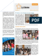 Newsletter 1 Set Out 2010