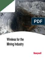 Wireless en la industria minera