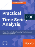 Practical Time Series Analysis Master Time Series Data Processing Visualization and Modeling Using Python