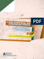 Guía Federal de Orientaciones Para La Resolución de Situaciones Complejas en La Vida Escolar II 1