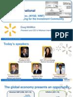 Walmart International
