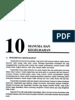 Bab10-Manusia Dan Kegelisahan