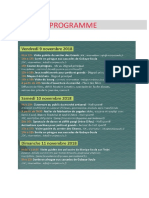 Programme Marche Artisanal Du Maroni 2018 (2)