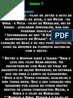 ISAÍAS 7