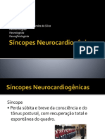 Aula Sincopes Neurocardiogenicas